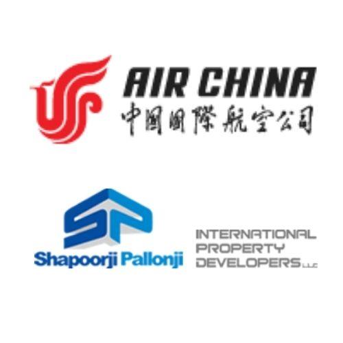 Air China & Shapoorji-logo