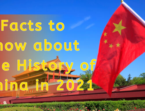 5 Facts to Know about the History of China in 2021