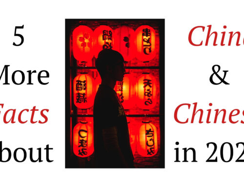 5 More facts about China & Chinese in 2021