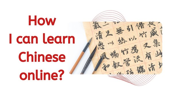 How can I learn Chinese online