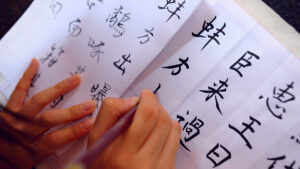 Oldest writing system - Chinese fact